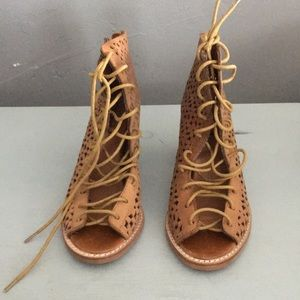 Jeffery Campbell Sandal heels